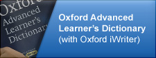 Oxford Advanced Learner's Dictionary 8th Edition - Oxford iWriter